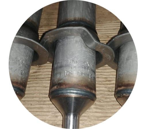 RAW steel Nitro Max strut